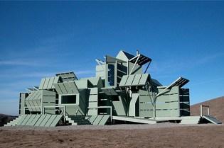 M-House by Michael Jantzen