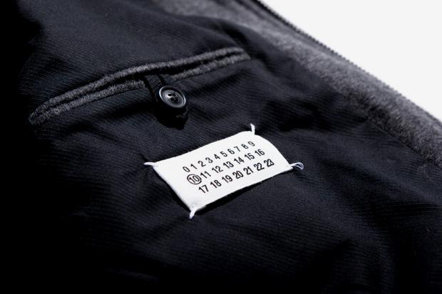 maison martin margiela 2011 pre fall shadow varsity jacket