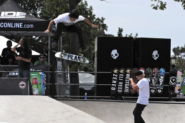 Maloof Money Cup 2011 NYC Finals Video