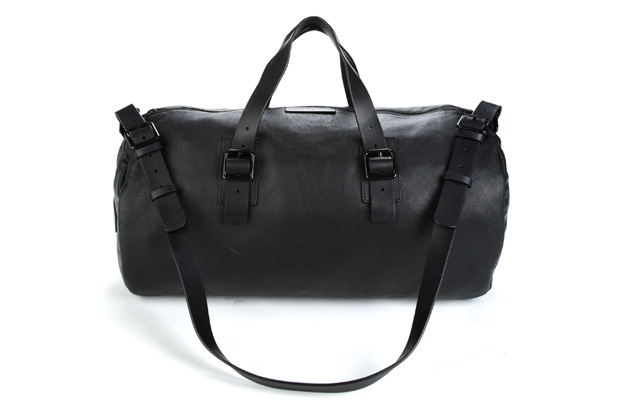 marc by marc jacobs 2011 fallwinter leather duffle