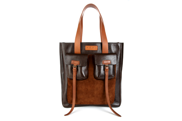 marc by marc jacobs 2011 fallwinter leather tote bag