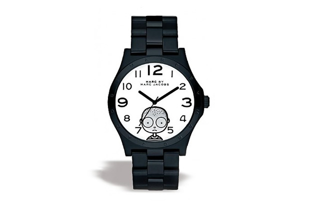 """Marc by Marc Jacobs """"Mr. Marc"""" Watch"""