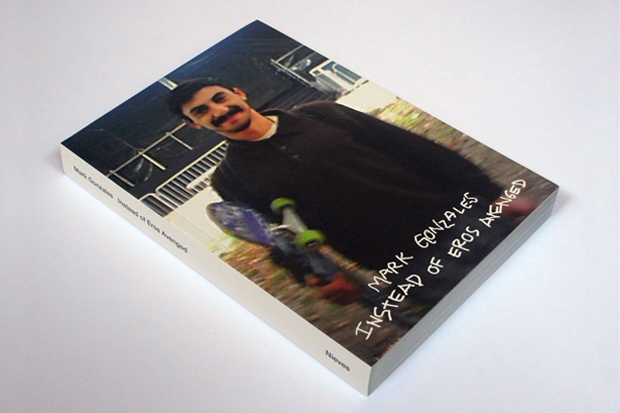 """Mark Gonzales """"Instead of Eros Avenged"""" Book"""