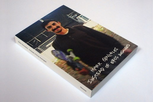 "Mark Gonzales ""Instead of Eros Avenged"" Book"