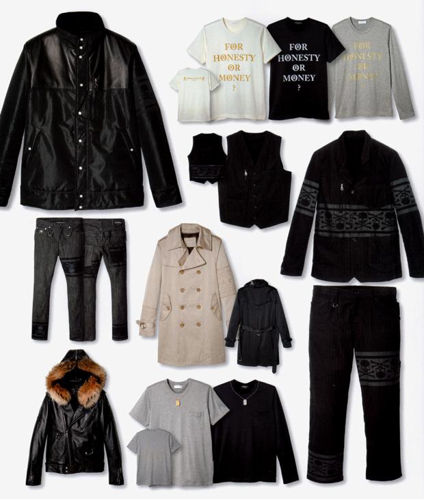 mastermind japan 2011 fallwinter mindblow collection