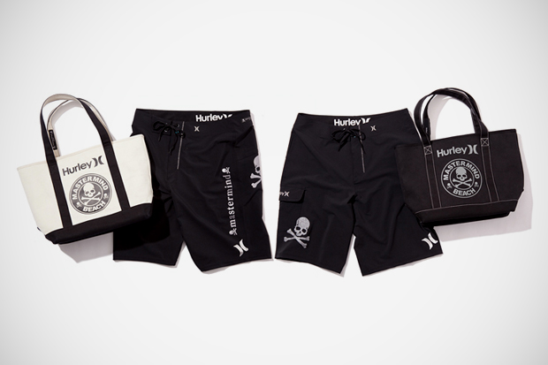 mastermind JAPAN x Hurley Capsule Collection
