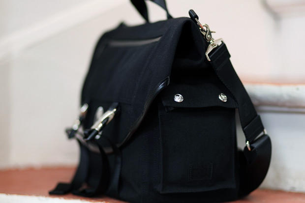 mastermind japan x porter 2012 springsummer messenger bag preview