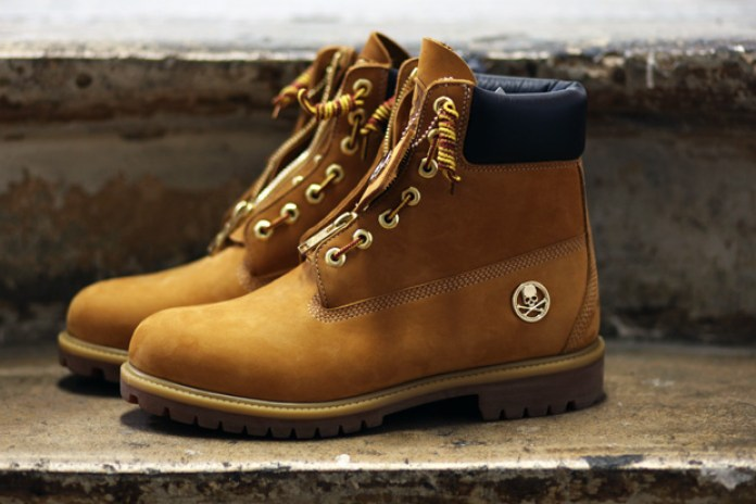mastermind JAPAN x Timberland 2012 Spring/Summer Original Boot Preview