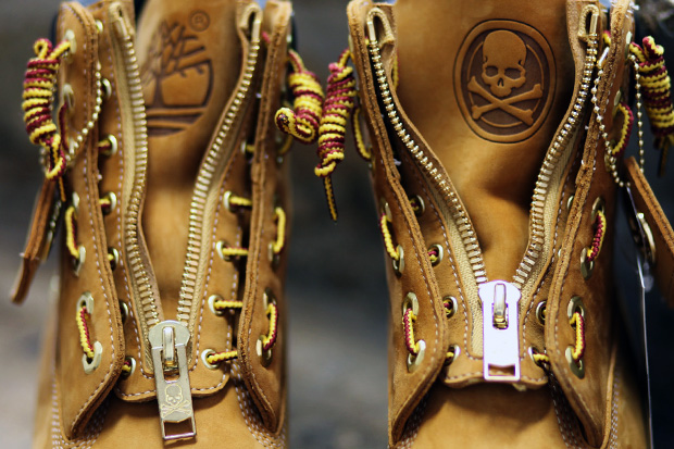 mastermind japan x timberland 2012 springsummer original boot preview