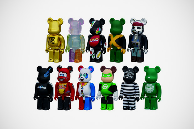 medicom toy bearbrick series 22
