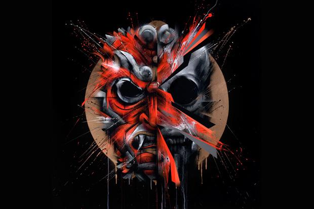 meggs inner demons exhibition red bull studios