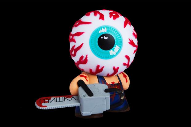 Mishka x Kidrobot Keep Watch Dunny Chase Figure