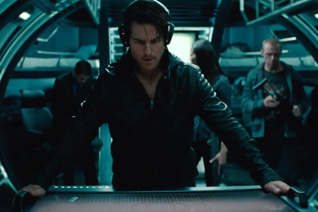 Mission Impossible 4: Ghost Protocol Film Trailer