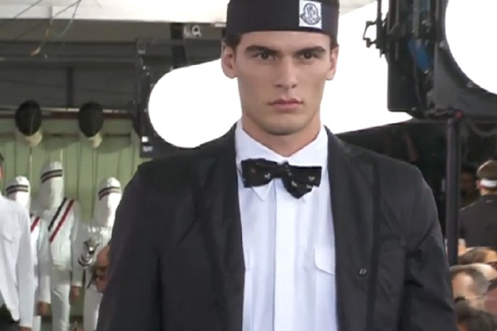 Moncler Gamme Bleu 2012 Spring/Summer Video