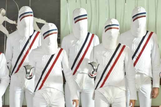 Moncler Gamme Bleu 2012 Spring/Summer Collection