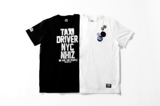 "NEIGHBORHOOD x Izzue NHIZ ""Taxi Driver"" T-Shirt"