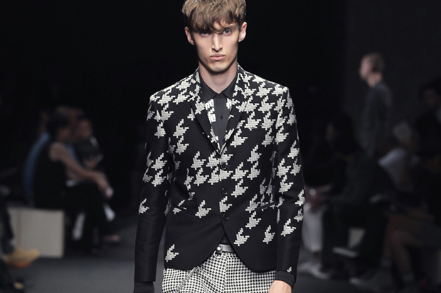 Neil Barrett 2012 Spring/Summer Collection