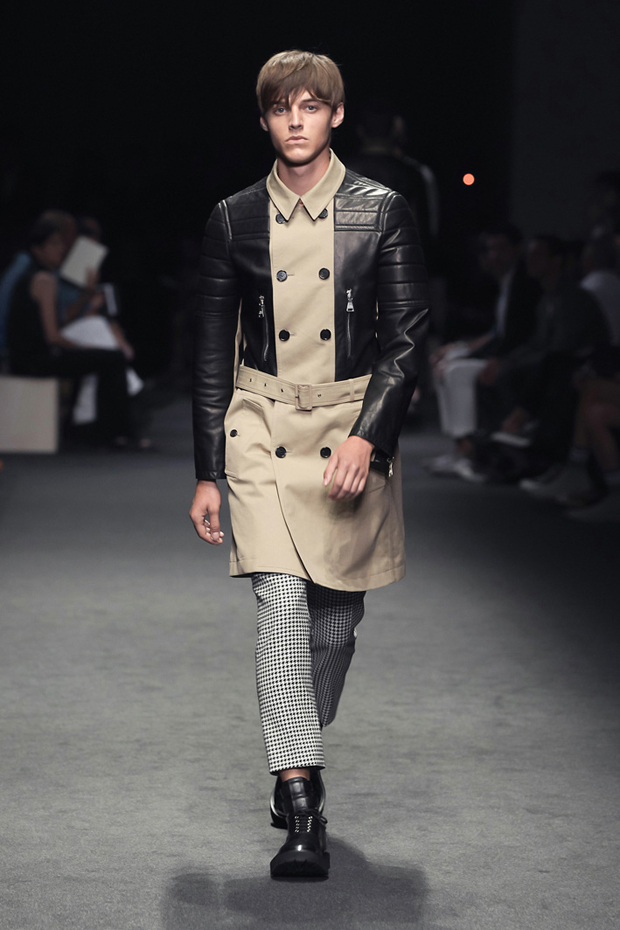 neil barrett 2012 springsummer collection