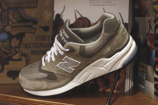 New Balance 2011 Fall ML999 Grey