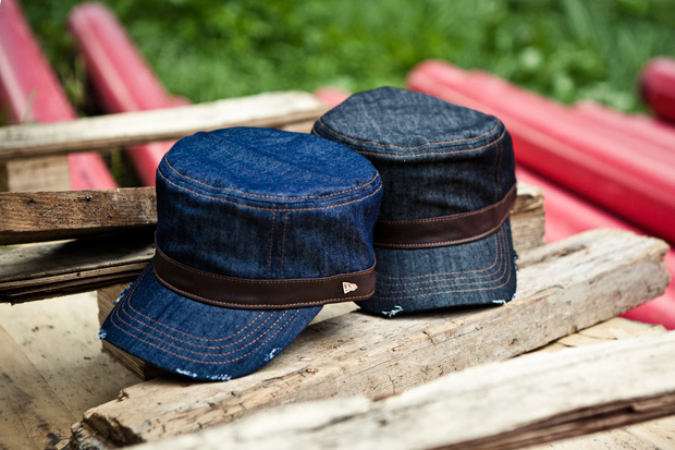 "New Era Pre-Summer 2011 ""Denim"" Collection Asia Exclusive"