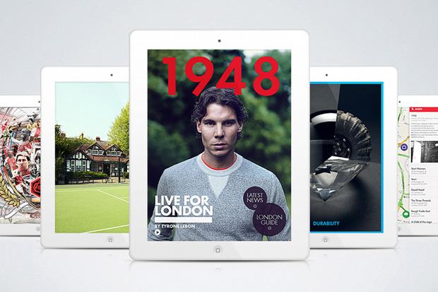 nike 1948 ipad app