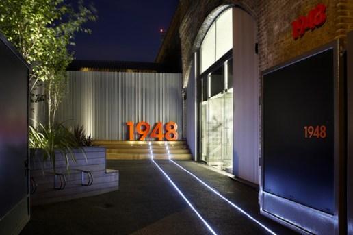 Nike 1948 London Reopening