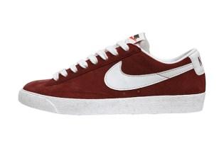 Nike Blazer Vintage Low Red/White