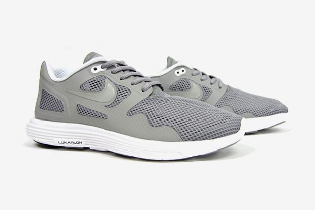 Nike Lunar Flow Grey/White