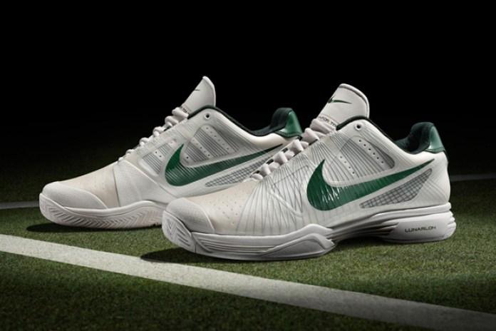 """Nike Roger Federer """"Wimbledon"""" Lunar Vapor 8 Tour"""