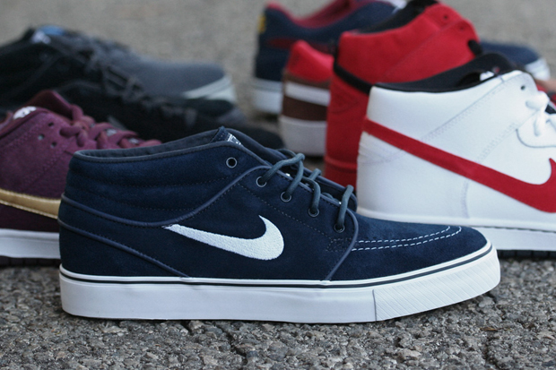 Nike SB 2011 July Releases