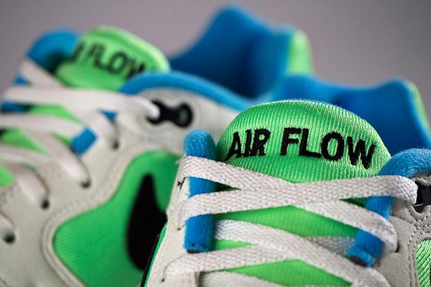 nike sportswear air flow old vs new pack