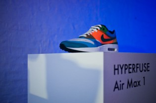 Nike Sportswear Hyperfuse Preview Event @ London Tramshed