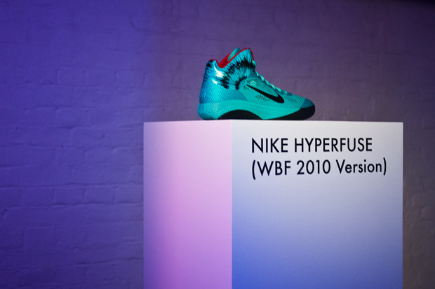 nike sportswear hyperfuse preview event london tramshed