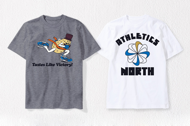"Nike Sportswear ""Tastes Like Victory"" T-Shirt Collection"