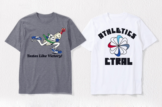 nike sportswear tastes like victory t shirt collection