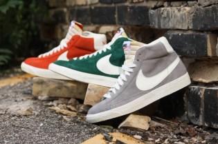 Nike 2011 Fall Vintage Blazer Pack