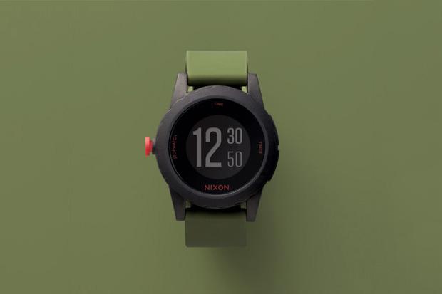 nixon the genie watch