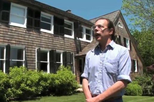 NOWNESS: Andy Spade's Hamptons Manor