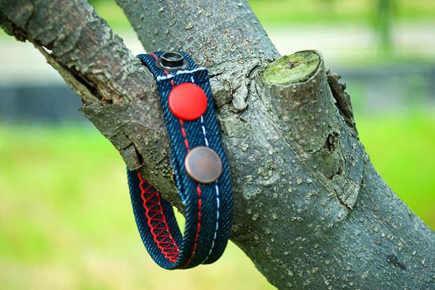 Okayama Denim Project Bracelet