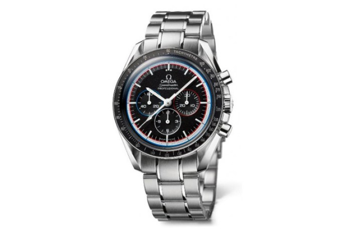 "Omega Speedmaster ""Apollo 15"" 40th Anniversary Watch"