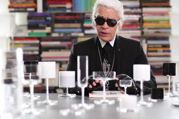 Orrefors by Karl Lagerfeld