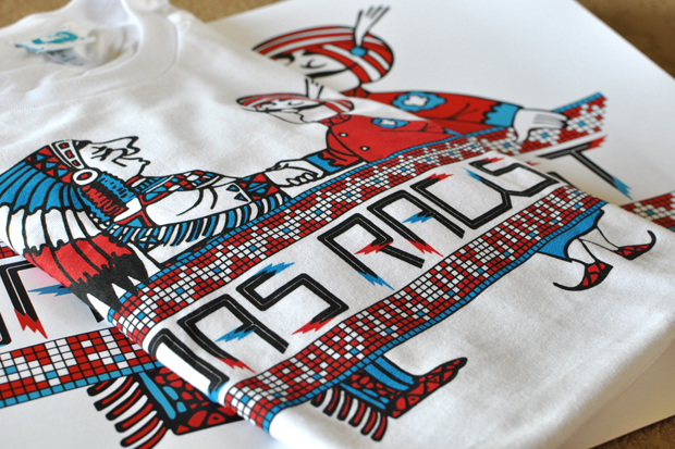 Pardon My Hindi x Das Racist T-Shirt & Print