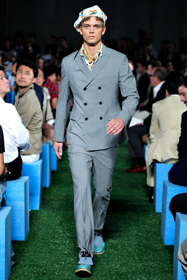prada 2012 springsummer collection