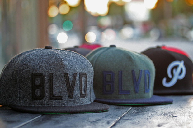 Primitive 2011 Fall Snapbacks