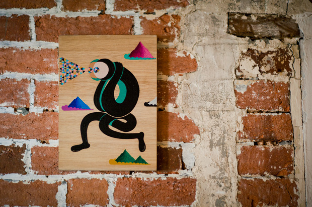 tribe of many colors paintings by prodip recap