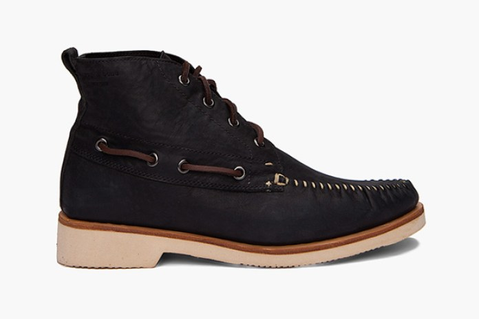 rag & bone High Wakefield Boat Shoes