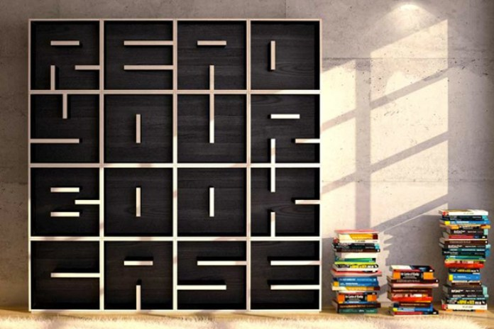 Read Your Bookcase by Saporiti