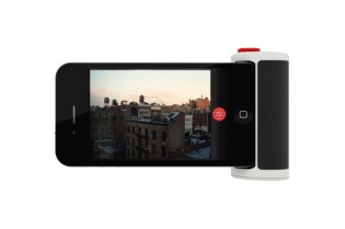Red Pop iPhone Shutter