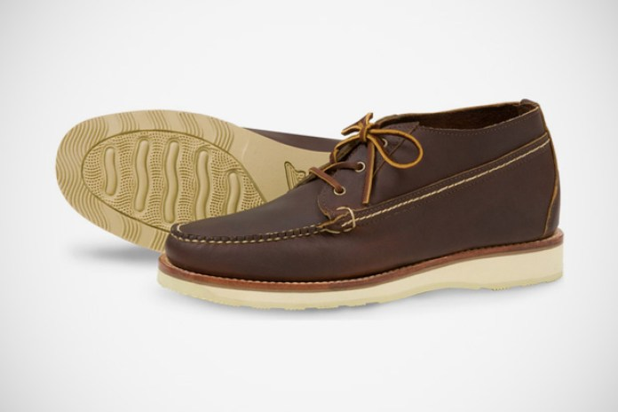 Red Wing Heritage 2012 Spring/Summer Genuine Handsewn Chukka Preview