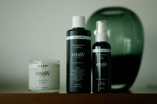 """retaW """"Allen"""" Product Series"""